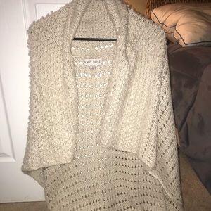 Oversized long Sweater